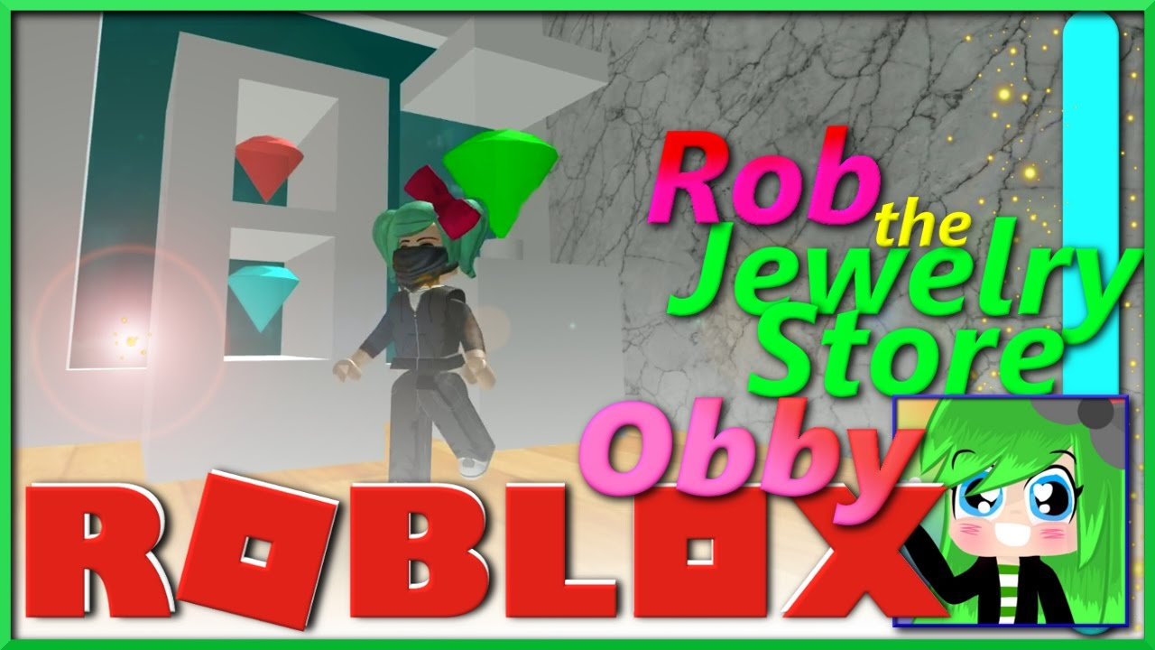 desperate measures roblox rob the jewelry store obby