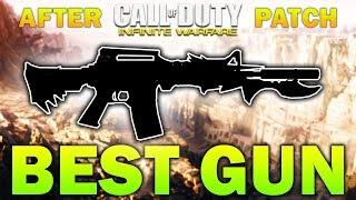 The OP Gun - Best Weapon In Infinite Warfare After New Update & Best Class Setup