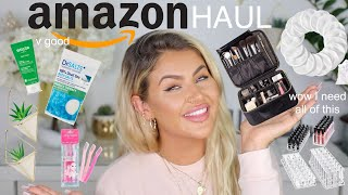 Download AMAZON HAUL - THINGS YOU NEED | JAMIE GENEVIEVE Mp3 and Videos