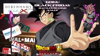 DBS: Battles Beyond Time (Goku Black Friday Edition) - HalusaTwin