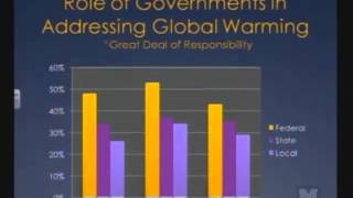Climate Change in the Great Lakes Basin: Policy Options and Public Opinion - 02/21/11