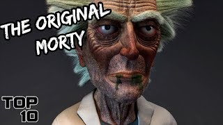 Top 10 Scary Rick And Morty Theories