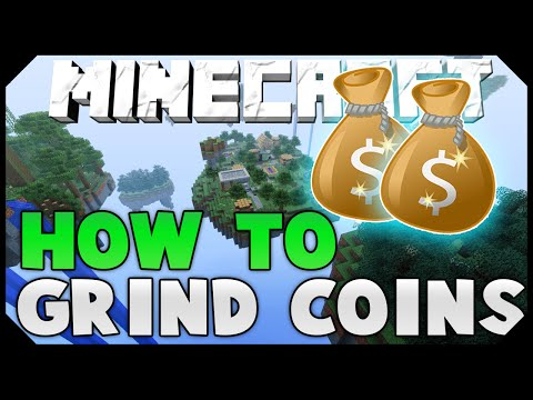 HOW TO GRIND COINS IN SKYWARS ( Hypixel Skywars )