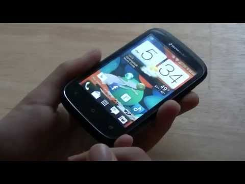 HTC Desire C Review (BeatsAudio):