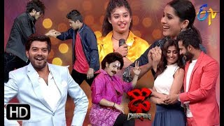 Dhee Champions | 9th October 2019 | Full Episode | ETV Telugu