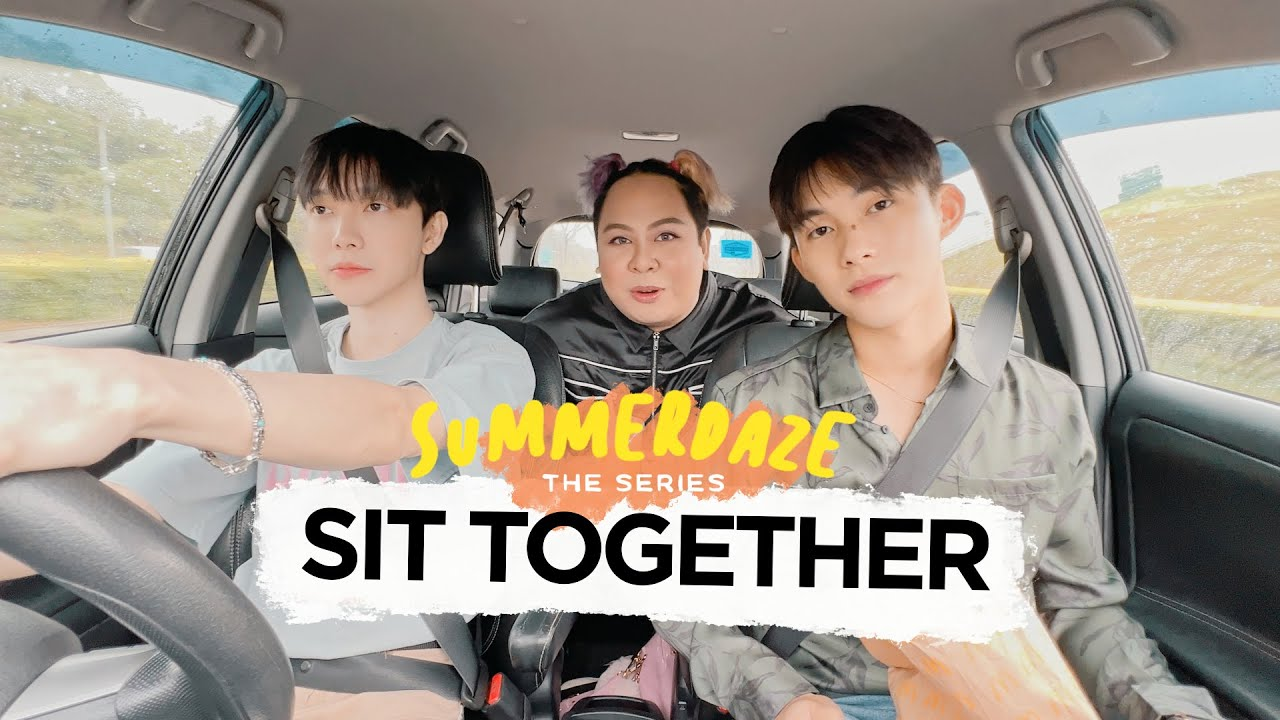 Download Alfred Sng almost killed his casts in Jeju Island | Summerdaze: The Series Promo - Sit Together