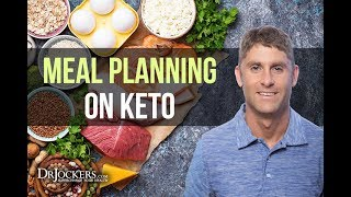 Meal Planning on a Ketogenic Diet