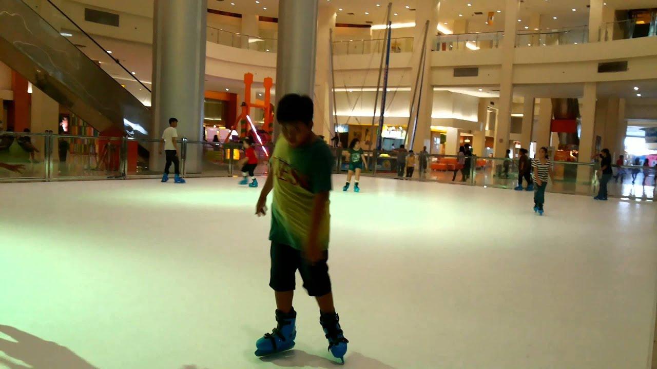 Roller skating rink jakarta - Sky Rink S C
