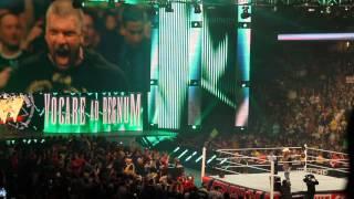 WWE RAW TRIPLE H ENTRANCE LIVE 2013 - 04 - 01