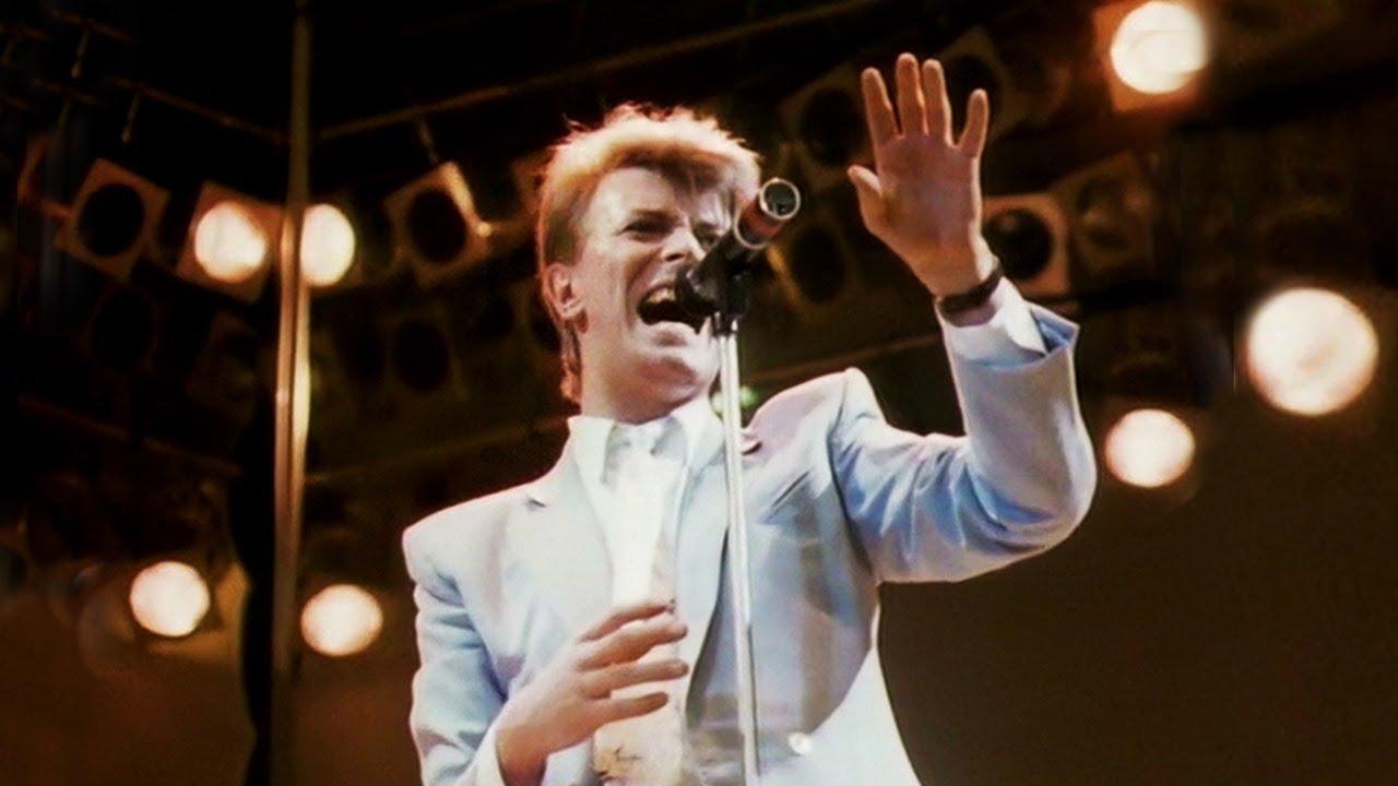 David Bowie special: Bob Geldof: 'He smiled, the two sexy ... |David Bowie 1985