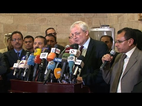 UN aid chief says 2/3 of Yemeni population in need of assistance