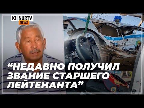 Отец виновника ДТП на блокпосту в Алматы рассказал о сыне