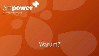empower für PowerPoint | Warum?