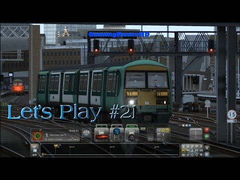 Train Simulator 2015 - Let's Play #21 - South London Network - Outer Southern Service [1080p 60FPS]