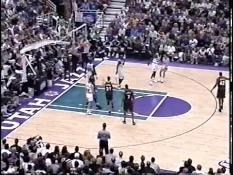 Gary Payton vs John Stockton - Point Guard Duel - Game 5 - 5/5/2000