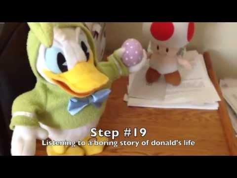 PMB Movie: 20 steps to kill toad