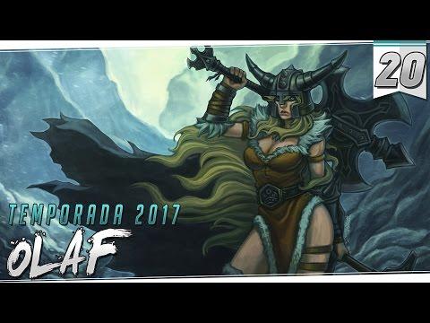 OLAF JUNGLA  El Vikingo que se supportea a sí mismo xDDD