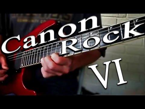 Canon Rock Lesson 6