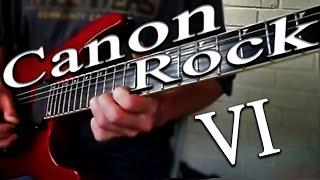 Canon Rock Lesson 6 (NEW SERIES)