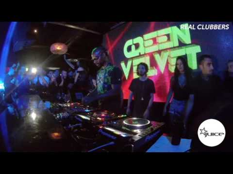 Green Velvet @ Juice Club Bergamo - 30/04/17