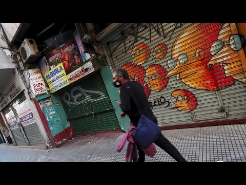 Gutted by COVID, Buenos Aires rethinks its downtown