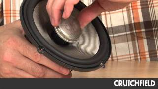 Infinity Kappa Car Speakers Overview | Crutchfield Video