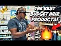 HOW TO GET 360 WAVES USING THE BEST HAIR PRODUCTS ON A BUDGET AT WALMART!!! *UPDATE*