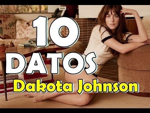 10 COSAS QUE QUIZAS NO SABIAS DE DAKOTA JOHNSON
