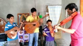 Los Yolpalkis - A ritmo de mi violín