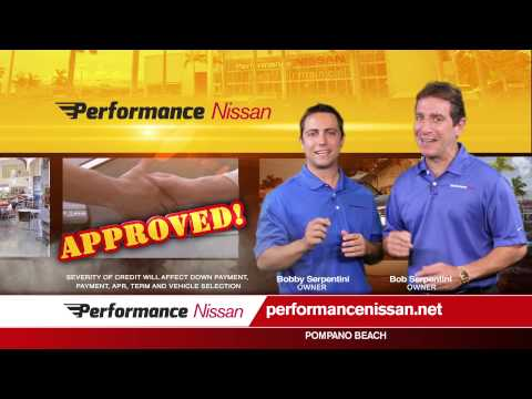 "Performance Nissan ""Credit"" (9/2015)"