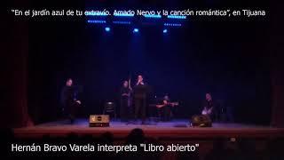 Homenaje a Amado Nervo en Tijuana11