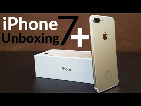 IPhone 7 Plus Unboxing And First Look Giveaway Sooooon