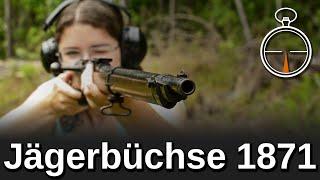 Minute of Mae: Mauser Jägerbüchse 1871