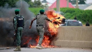 Nigerian protesters target South Africa business after Johannesburg violence [No Comment]