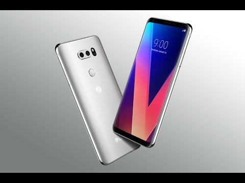 LG V30 Stock Ringtones, Notification Tones, Alarm Tones And UI Sounds.