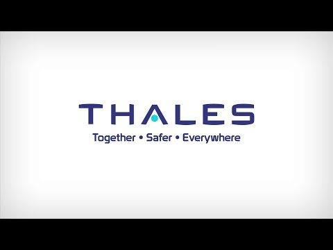 Thales: Everywhere It Matters, We Deliver.