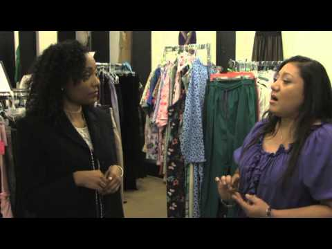 Frugally Stylish in Long Beach: Consignment Shopping at Dress on a Dime Long Beach PT2