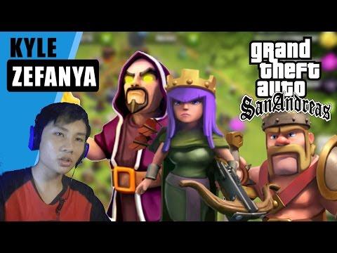MAEN COC LAGI DEHH - Grand Theft Auto Extreme Indonesia (DYOM#72)