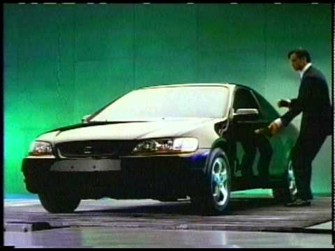 Honda Accord V6 Coupe Secret Lair Commercial 1997 Youtube