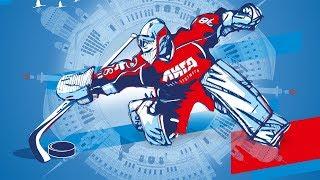 Лига Будущего 2019.  Riga - HC Klaipeda  2004 г.р. Главная арена