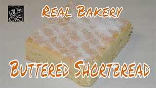 How it's Made Traditional English  Buttered Shortbread