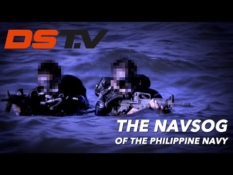 The Naval Special Operations Group of the Philippine Navy (NAVSOG)