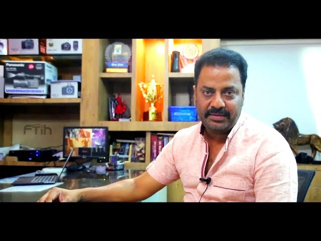 Raja Ravindra Garu At Best Acting School in Hyderabad || FTIH Workshops