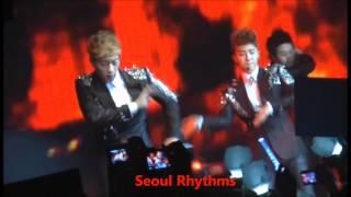 Beast Concert start,030312