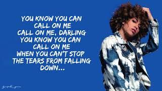 Starley - Call On Me (Ryan Riback Remix)(Lyrics)