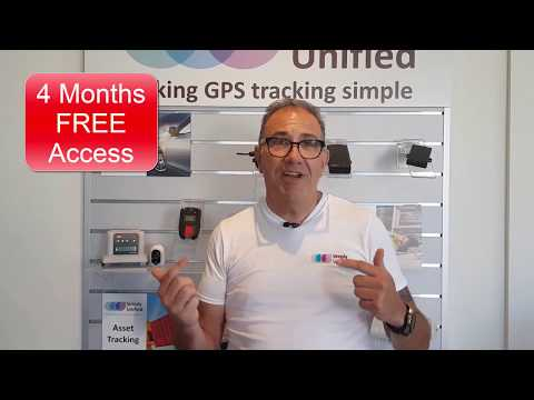 4 months free access on GPS Tracking