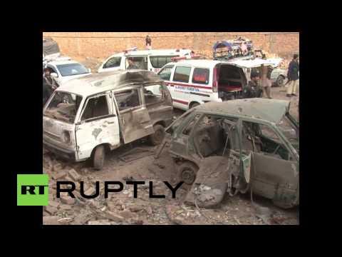 Pakistan: Bomb Blast Kills Six In Peshawar