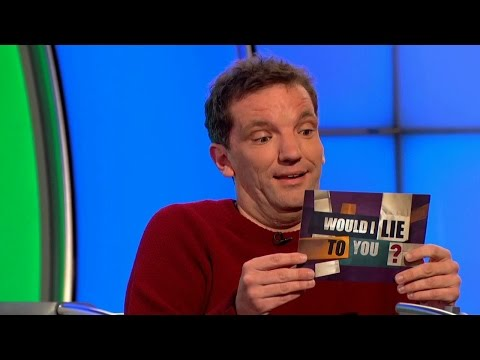 Was Henning Wehn arrested for illegally entering a country? - Would I Lie to You?[HD][CC-EN,RU,ET]