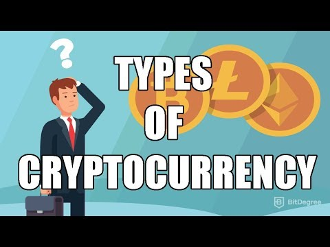 7 Types Of Cryptocurrency - What Should You Invest In?