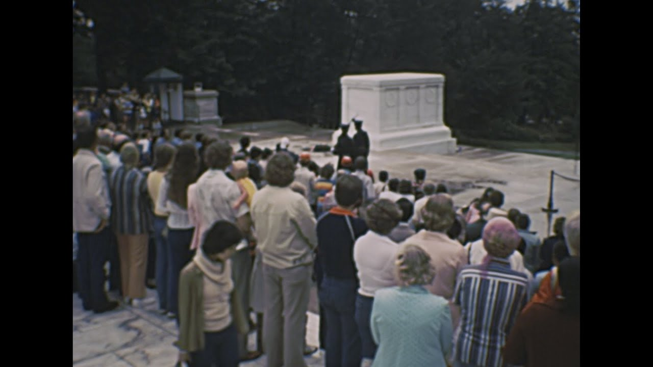 Life in Washington D.C. 1976 – Archive Footage
